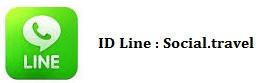 Line Social travel